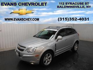 2014 Chevrolet Captiva Sport SUV for sale in Baldwinsville for $20,995 with 16,245 miles