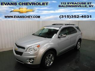 2014 Chevrolet Equinox SUV for sale in Baldwinsville for $28,995 with 12,943 miles.