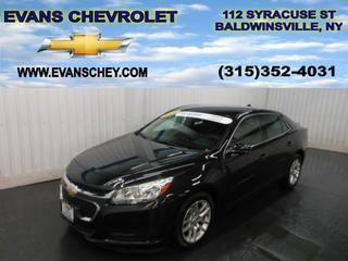 2014 Chevrolet Malibu Sedan for sale in Baldwinsville for $17,995 with 10,466 miles.