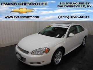 2014 Chevrolet Impala Limited Sedan for sale in Baldwinsville for $17,495 with 8,959 miles.