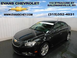 2014 Chevrolet Cruze Sedan for sale in Baldwinsville for $18,495 with 9,723 miles.