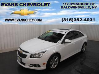 2014 Chevrolet Cruze Sedan for sale in Baldwinsville for $16,495 with 13,707 miles.