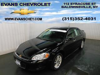 2014 Chevrolet Impala Limited Sedan for sale in Baldwinsville for $18,995 with 13,575 miles.