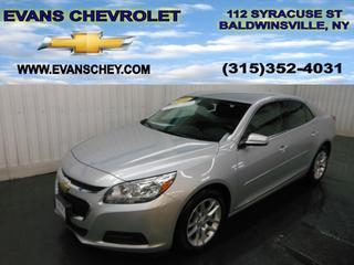 2014 Chevrolet Malibu Sedan for sale in Baldwinsville for $17,995 with 7,589 miles.