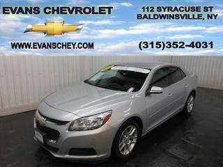 2014 Chevrolet Malibu Sedan for sale in Baldwinsville for $17,495 with 16,547 miles.