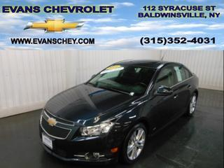 2014 Chevrolet Cruze Sedan for sale in Baldwinsville for $18,495 with 9,615 miles.