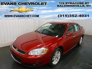 2014 Chevrolet Impala Limited Sedan for sale in Baldwinsville for $18,995 with 7,411 miles.