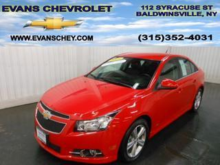2014 Chevrolet Cruze Sedan for sale in Baldwinsville for $16,995 with 6,005 miles