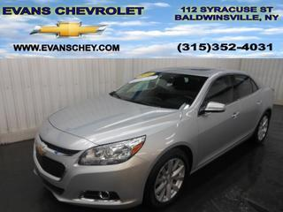 2014 Chevrolet Malibu Sedan for sale in Baldwinsville for $21,995 with 11,363 miles.
