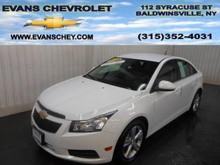 2014 Chevrolet Cruze Sedan for sale in Baldwinsville for $16,495 with 7,322 miles