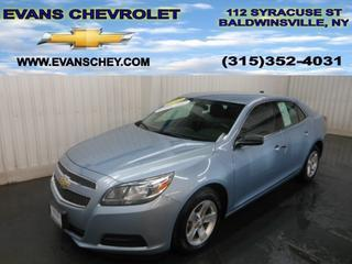 2013 Chevrolet Malibu Sedan for sale in Baldwinsville for $15,995 with 19,026 miles