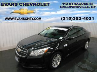 2013 Chevrolet Malibu Sedan for sale in Baldwinsville for $16,995 with 4,865 miles.