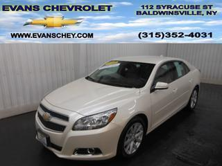 2013 Chevrolet Malibu Sedan for sale in Baldwinsville for $16,995 with 14,860 miles.