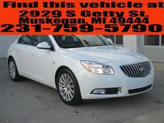 2011 Buick Regal Sedan for sale in Muskegon for $14,900 with 62,210 miles.