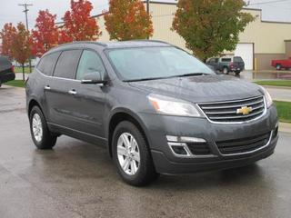 2013 Chevrolet Traverse SUV for sale in Muskegon for $25,900 with 20,321 miles.