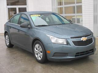 2012 Chevrolet Cruze Sedan for sale in Muskegon for $12,900 with 37,176 miles.