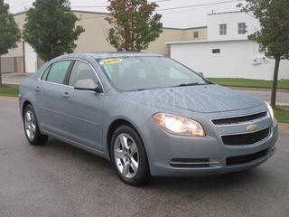 2009 Chevrolet Malibu Sedan for sale in Muskegon for $11,900 with 73,947 miles.