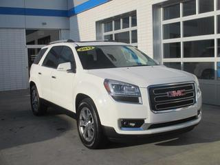 2013 GMC Acadia SUV for sale in Muskegon for $32,900 with 42,001 miles