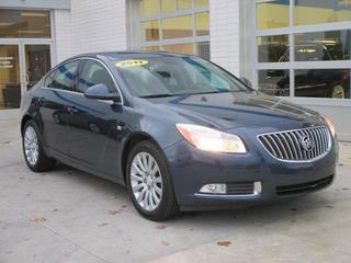 2011 Buick Regal Sedan for sale in Muskegon for $17,900 with 34,452 miles.