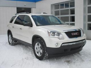 2012 GMC Acadia SUV for sale in Muskegon for $21,900 with 35,173 miles.