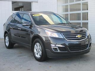 2014 Chevrolet Traverse SUV for sale in Muskegon for $29,900 with 15,081 miles.