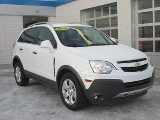 2014 Chevrolet Captiva Sport SUV for sale in Muskegon for $18,900 with 13,746 miles.