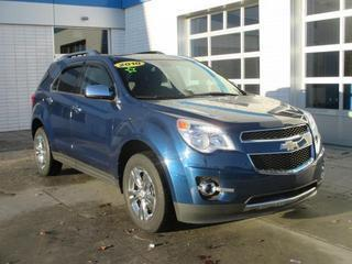 2010 Chevrolet Equinox SUV for sale in Muskegon for $20,900 with 47,126 miles
