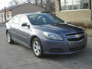 2013 Chevrolet Malibu Sedan for sale in Muskegon for $15,900 with 34,857 miles.