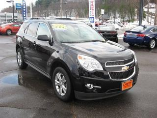 2013 Chevrolet Equinox SUV for sale in Laconia for $23,500 with 35,676 miles.