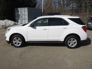 2012 Chevrolet Equinox SUV for sale in Laconia for $19,000 with 35,493 miles