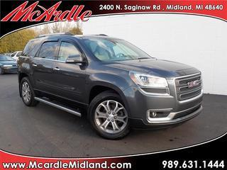 2013 GMC Acadia SUV for sale in Midland for $29,919 with 17,706 miles.