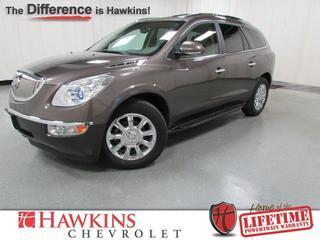 2011 Buick Enclave SUV for sale in Fairmont for $26,900 with 49,985 miles