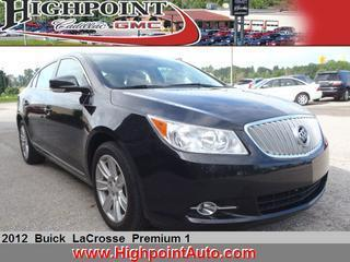2012 Buick LaCrosse Sedan for sale in Cadillac for $18,995 with 47,597 miles.