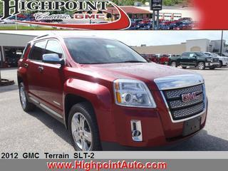 2012 GMC Terrain SUV for sale in Cadillac for $24,995 with 41,546 miles.