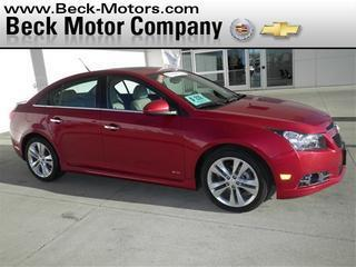 2011 Chevrolet Cruze Sedan for sale in Pierre for $13,988 with 52,658 miles.