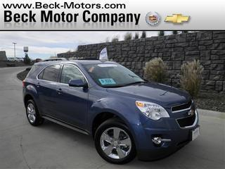 2012 Chevrolet Equinox SUV for sale in Pierre for $21,988 with 59,133 miles.