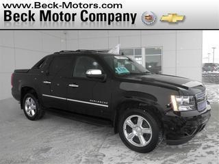 2011 Chevrolet Avalanche Crew Cab Pickup for sale in Pierre for $37,988 with 21,767 miles.