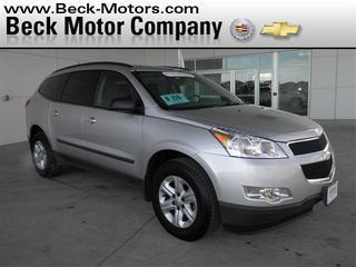 2012 Chevrolet Traverse SUV for sale in Pierre for $22,988 with 32,299 miles.