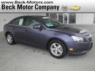2014 Chevrolet Cruze Sedan for sale in Pierre for $14,988 with 8,694 miles