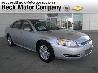 2014 Chevrolet Impala Limited Sedan for sale in Pierre for $16,988 with 9,852 miles.