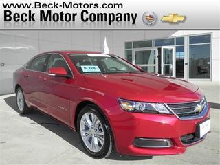 2014 Chevrolet Impala Sedan for sale in Pierre for $24,988 with 8,772 miles