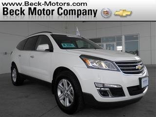2014 Chevrolet Traverse SUV for sale in Pierre for $35,988 with 22,110 miles