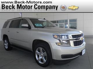 2015 Chevrolet Tahoe SUV for sale in Pierre for $50,988 with 21,963 miles