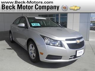 2014 Chevrolet Cruze Sedan for sale in Pierre for $15,988 with 16,165 miles