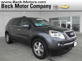 2011 GMC Acadia SUV for sale in Pierre for $25,988 with 46,521 miles