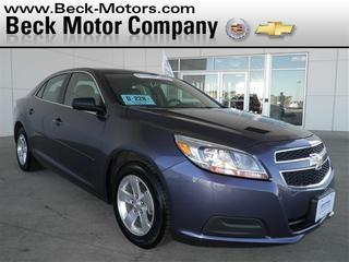 2013 Chevrolet Malibu Sedan for sale in Pierre for $17,988 with 13,534 miles