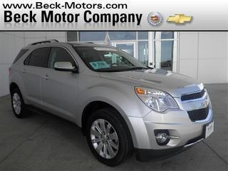 2011 Chevrolet Equinox SUV for sale in Pierre for $17,988 with 66,076 miles