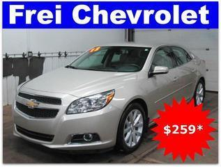 2013 Chevrolet Malibu Sedan for sale in Marquette for $17,827 with 19,689 miles.