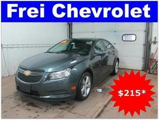 2013 Chevrolet Cruze Sedan for sale in Marquette for $16,034 with 36,608 miles.