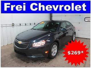 2014 Chevrolet Cruze Sedan for sale in Marquette for $17,396 with 5,111 miles